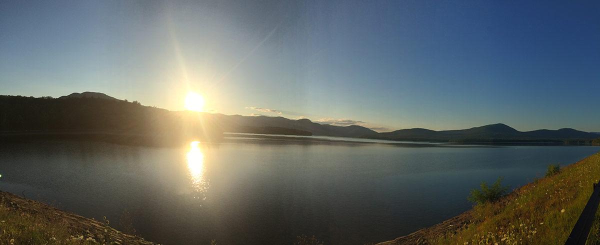 ashoken reservoir