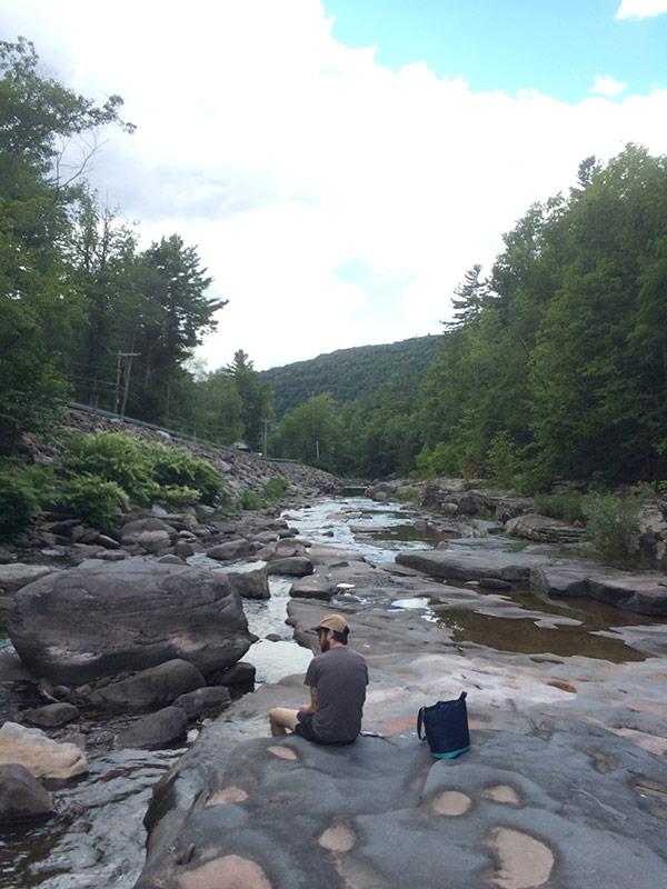 the esopus creek